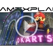 Este repaso al Mario Kart Stadium de Mario Kart 8 es exhaustivo y fenomenal