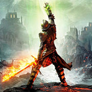 La carátula de Dragon Age: Inquisition no está nada mal