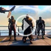 Las tres clases de Destiny, ahora en vídeo