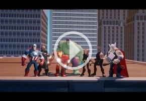 Cuarto y mitad de superpoderes en Disney Infinity 2.0: Marvel Super Heroes