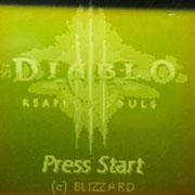La versión de Diablo III para Game Boy sería así