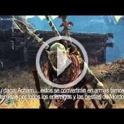 El nuevo vídeo de La Tierra Media: Sombras de Mordor va de armas y de runas