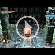 Este tío se pasa Dark Souls II en 20 minutos