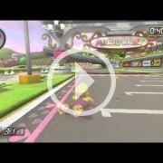El fire hopping es el snaking de Mario Kart 8