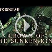 Crown of the Sunken King es el primer DLC de Dark Souls II