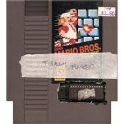 Permitidme un inciso sobre Mario, los mods y el arte...