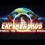 The Expendabros, el spin-off gratuito de Broforce, ya está en Steam