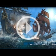 Más gameplay de Assassin's Creed: Rogue, esta vez en barco