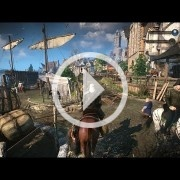 Ahí van 35 minutos de The Witcher III