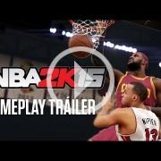 Nuevo tráiler con gameplay de NBA 2K15