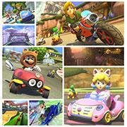Nintendo anuncia dos DLC para Mario Kart 8