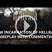 Veinte minutos con Hellraid