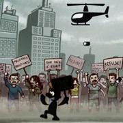 Resist and Refuse, el Game and Watch del activismo social brasileño