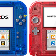 Las Nintendo 2DS transparentes son un acontecimiento cultural relevante