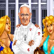 Sobre cómo vimos al Papa Bergoglio en un concierto chiptune durante la primera edición del Lowtoy Festival