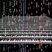 Black MIDI: Música danmaku para superordenadores