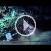 Un jefe de Bloodborne en vídeo