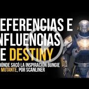 Scanliner repasa las influencias de Destiny