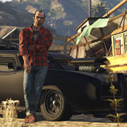 GTA V: El asesino, el grafitero y monster truck