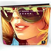 La banda sonora de GTA V saldrá en vinilo y CD