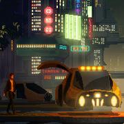 El ganador de la Cyberpunk Jam es tremendo y se titula The Last Night