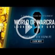 Looking For Group es el documental sobre World of Warcraft