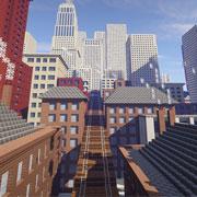 Tate Worlds: El arte de la Tate, recreado en Minecraft