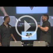 Más Street Fighter V: fideos por sombrero y Charlie Nash
