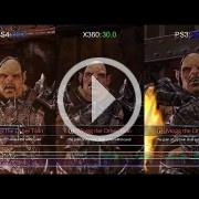 Sombras de Mordor suspende, en PS3 y 360, el análisis de Digital Foundry
