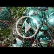 Aganos, el nuevo luchador de Killer Instinct, se presenta junto a una chavala fantasma