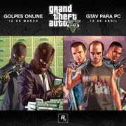 La versión para PC de GTA V se va a abril
