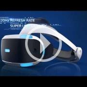 Sony presenta el nuevo prototipo de Project Morpheus