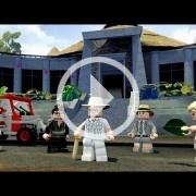 El tráiler de LEGO Jurassic World es encantador