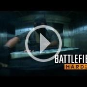 El tráiler de acción real de Battlefield Hardline tiene su aquel