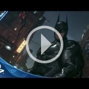 Batman reparte de lo lindo en estos 8 minutos de Arkham Knight