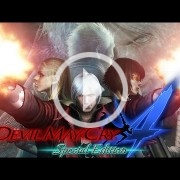 Vergil, Trish y Lady son personajes jugables en Devil May Cry 4: Special Edition