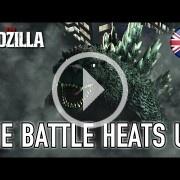 Godzilla llega a Occidente en tres meses