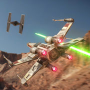 Star Wars Battlefront: Las primeras imágenes oficiales