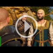 Una misión de The Witcher III, en vídeo