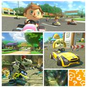 El segundo DLC de Mario Kart 8 sigue haciéndolo bien
