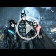 Batman y sus amigos en el último tráiler de Arkham Knight