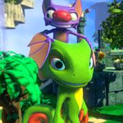 Yooka-Laylee, el sucesor espiritual de Banjo-Kazooie, triunfa en Kickstarter