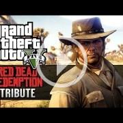 Red Dead Redemption cumple cinco años y alguien le hace un homenaje en GTA V