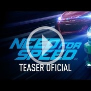 El teaser de Need for Speed pasa tan deprisa que casi no se ve