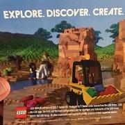 LEGO Worlds es un juego de construcción a lo Minecraft