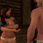 El glitch del burdel en The Witcher 3 y los problemas del sexo en los juegos