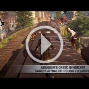 E3 2015: Unos minutos de gameplay de Assassin's Creed Syndicate