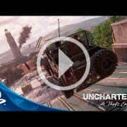 E3 2015: Uncharted 4 sigue siendo infalible