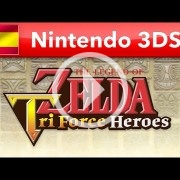 E3 2015: The Legend of Zelda: Tri Force Heroes es Link por partida triple para 3DS