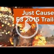 E3 2015: Just Cause 3 no deja nada entero en su nuevo gameplay